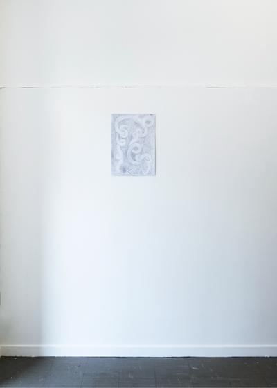 233dfb3f Cecilie Skov: Våd af dug / Wet with Dew, 2019. Epoxy resin,